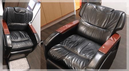 理美容椅子画像